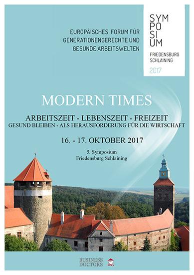 Review Symposium 2017 - Burg Schlaining