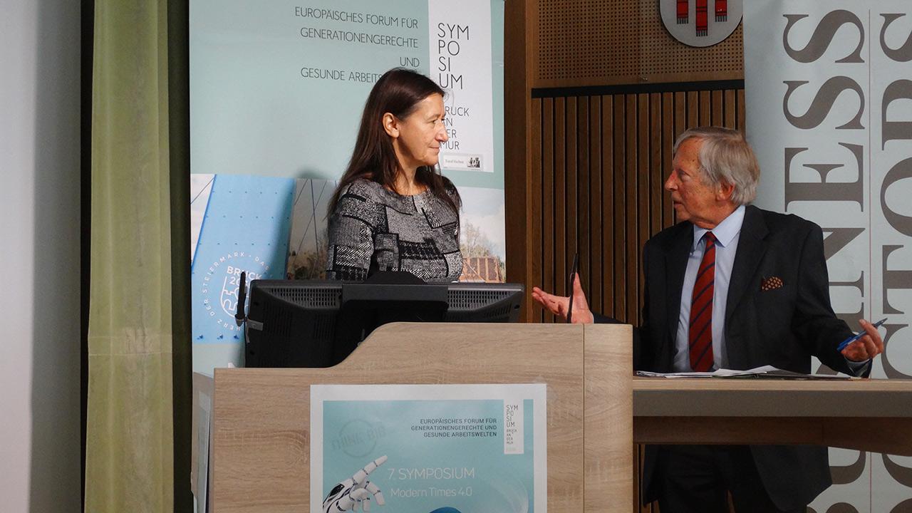 Bernadette Matiz MAS, Gesundheitsfonds Steiermark: Bernadette Matiz MAS, Gesundheitsfonds Steiermark, F.K. Daublebsky (Business Doctors)